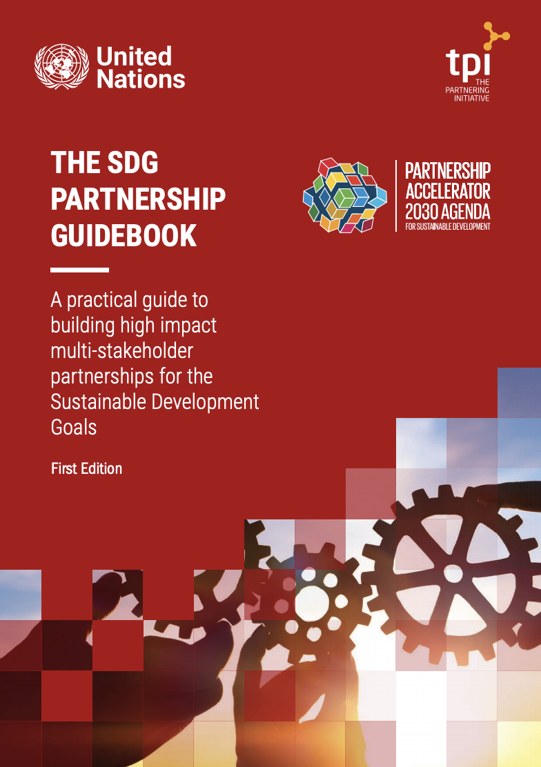 SDG Partnership Guidebook