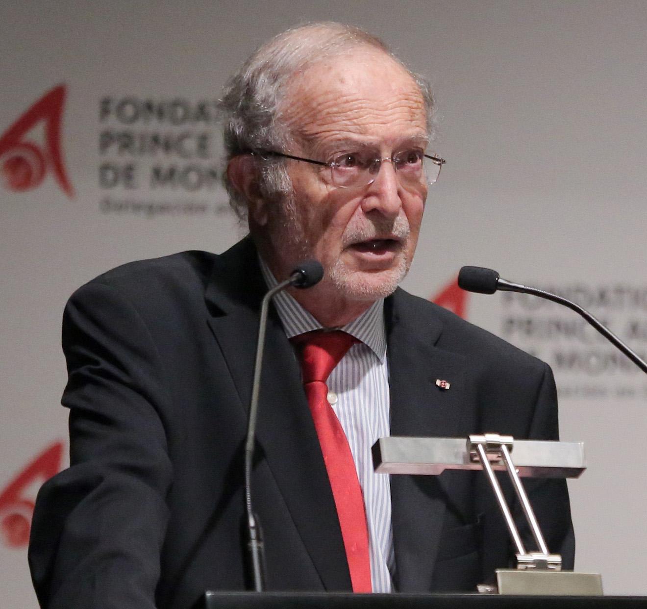 H.E. Bernard Fautrier