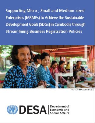 Cover photo - MSMEs in Cambodia