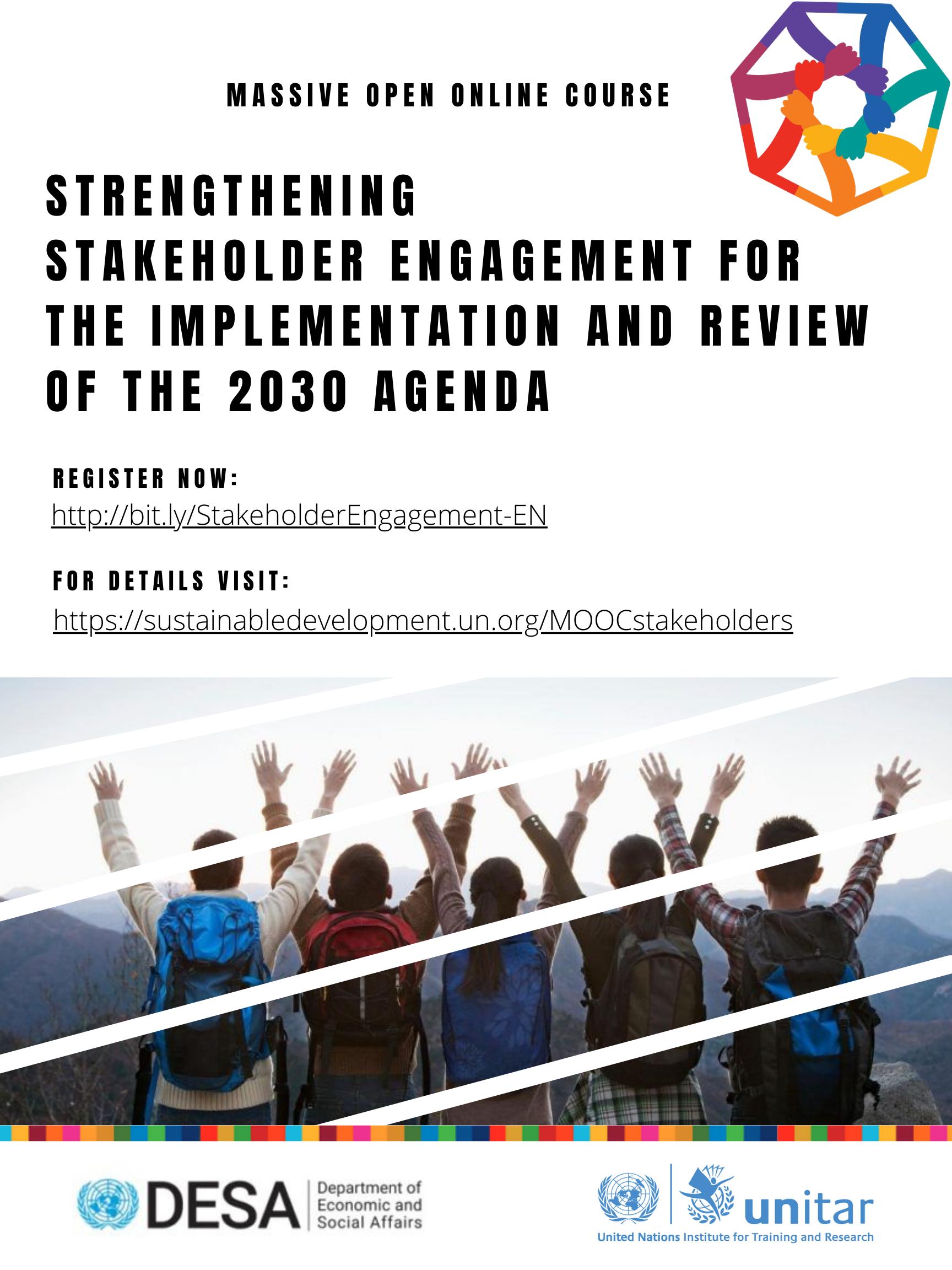 MOOC relaunch flyer