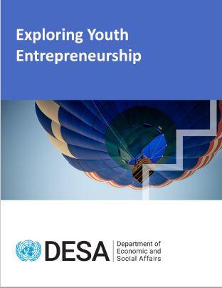 Cover photo - Youth Entrepreneurship