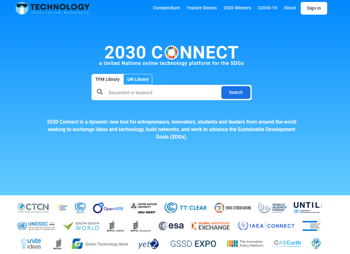 2030 connect online platform